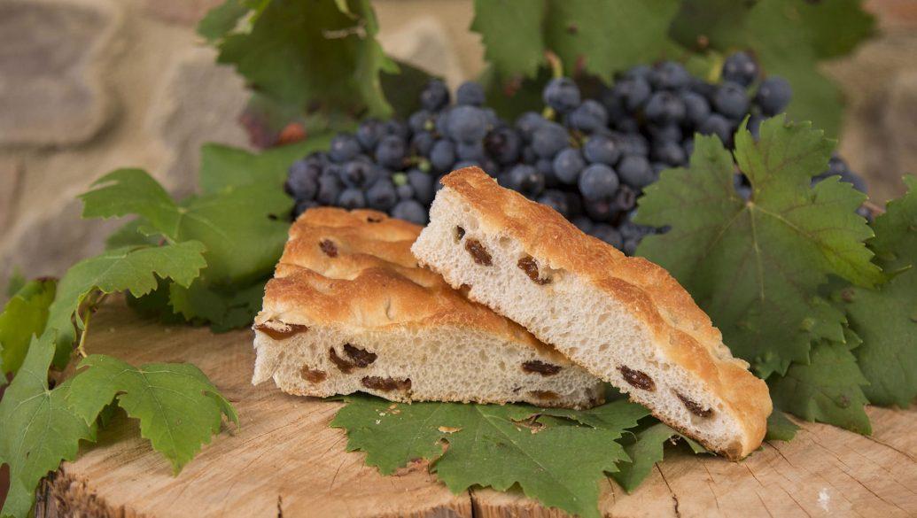 Ciaccia con l'uva - Ricette tipiche cortonesi   Cortonaweb