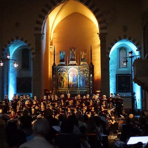 Festival di musica Sacra, Cortona