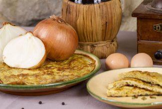 Frittata di cipolle - Ricette tipiche cortonesi | Cortonaweb