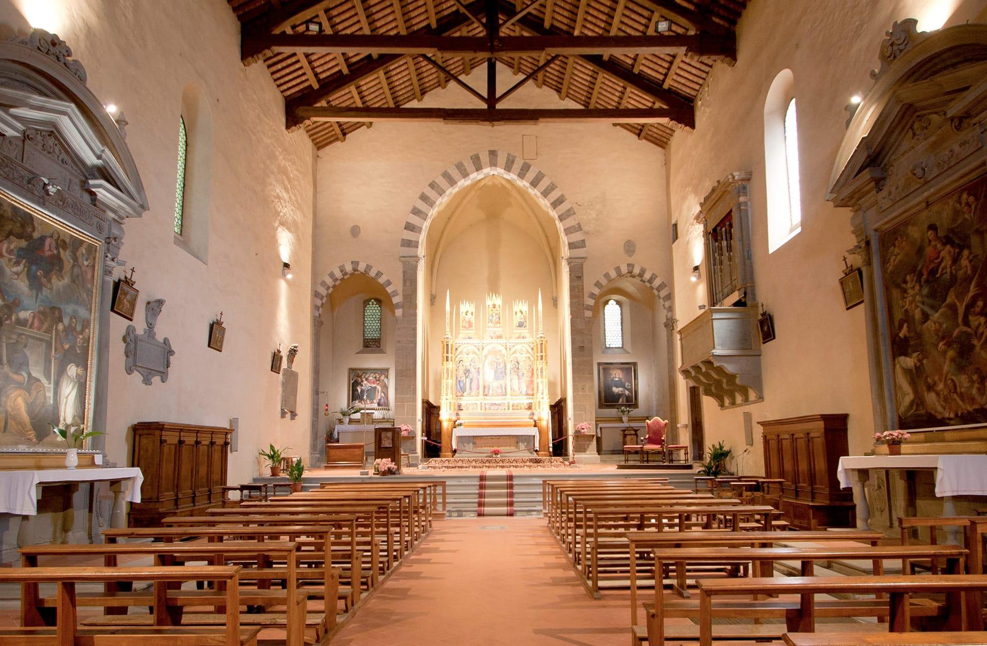 Chiesa di San Domenico, Cortona