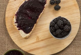 Marmellata di more - Ricette tipiche cortonesi | Cortonaweb
