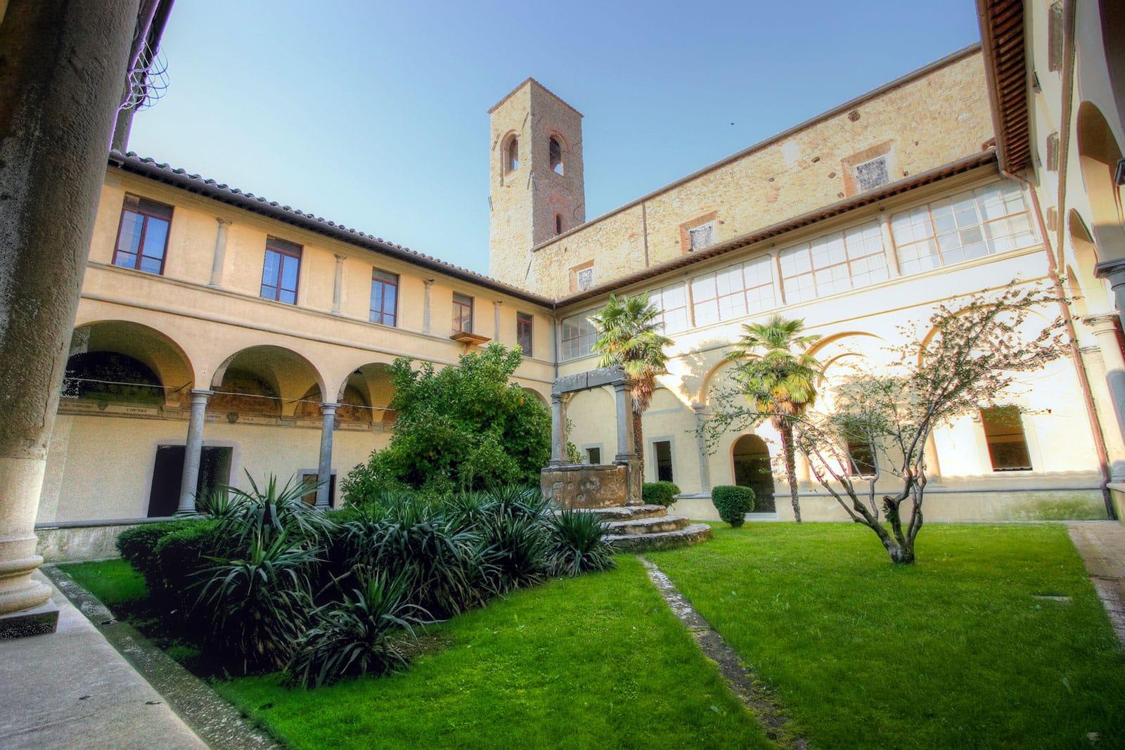 Chiesa di Sant'Agostino, Cortona