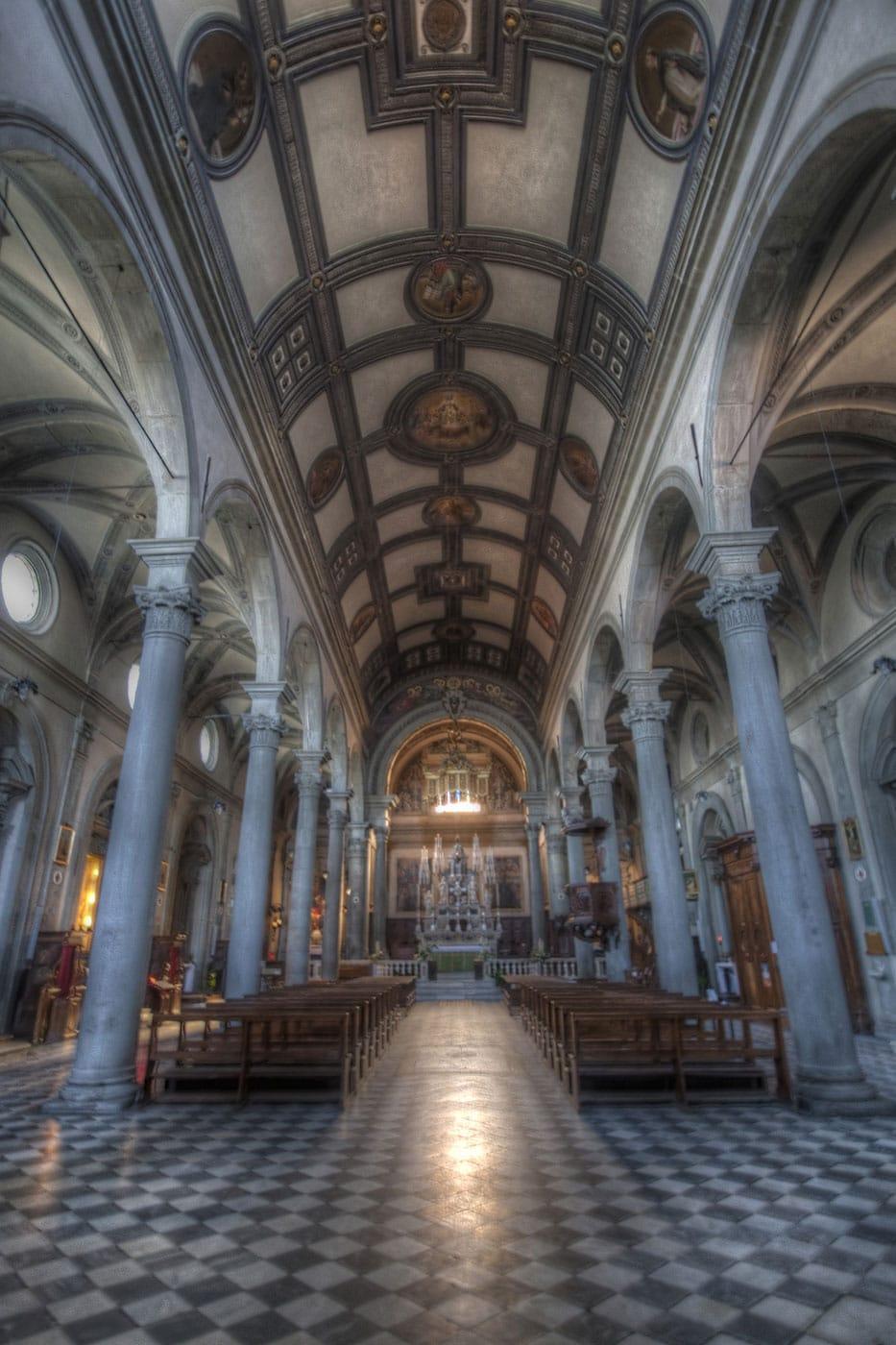 Duomo, centro storico di Cortona