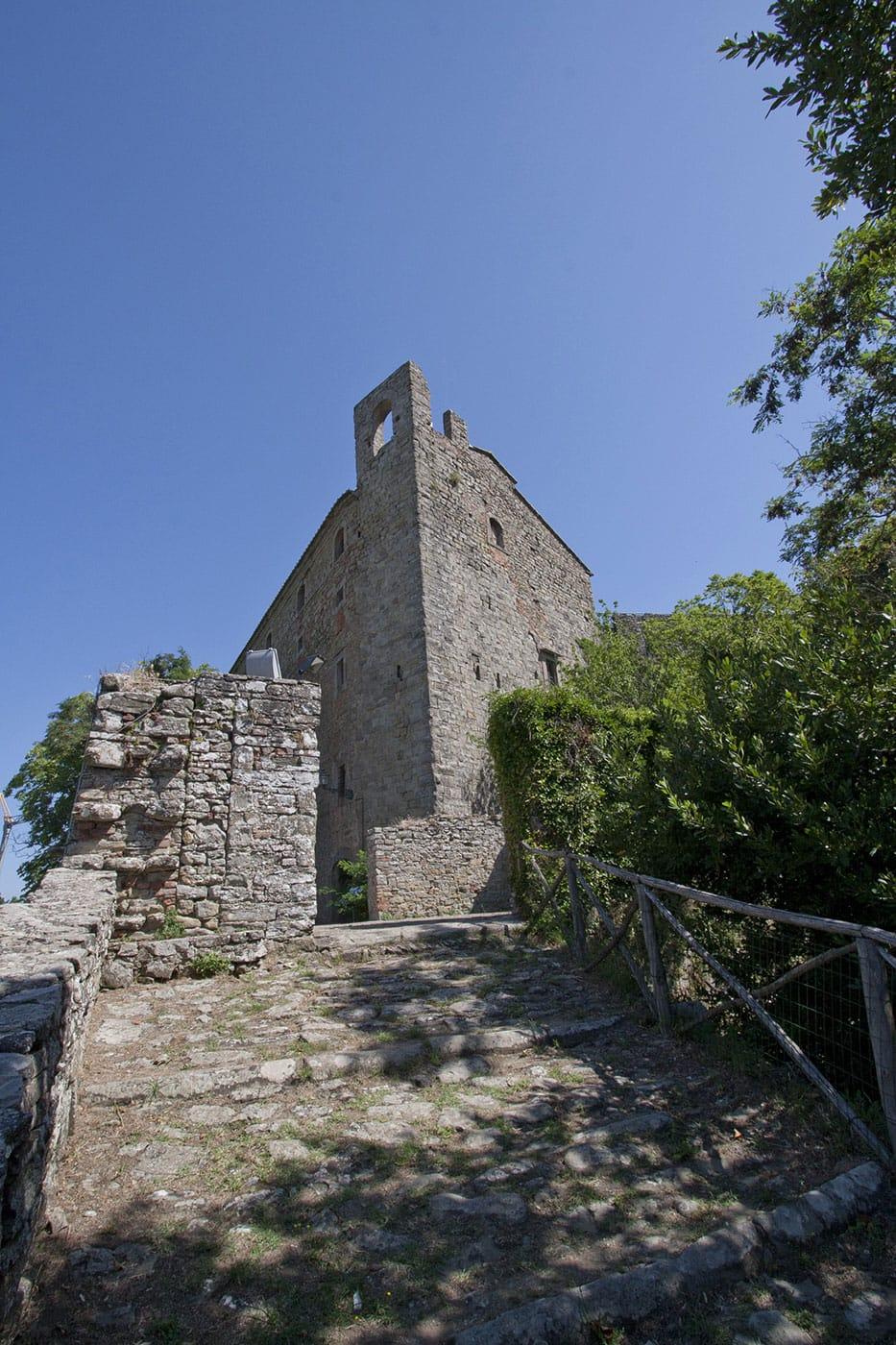 Fortezza del Girifalco, Cortona