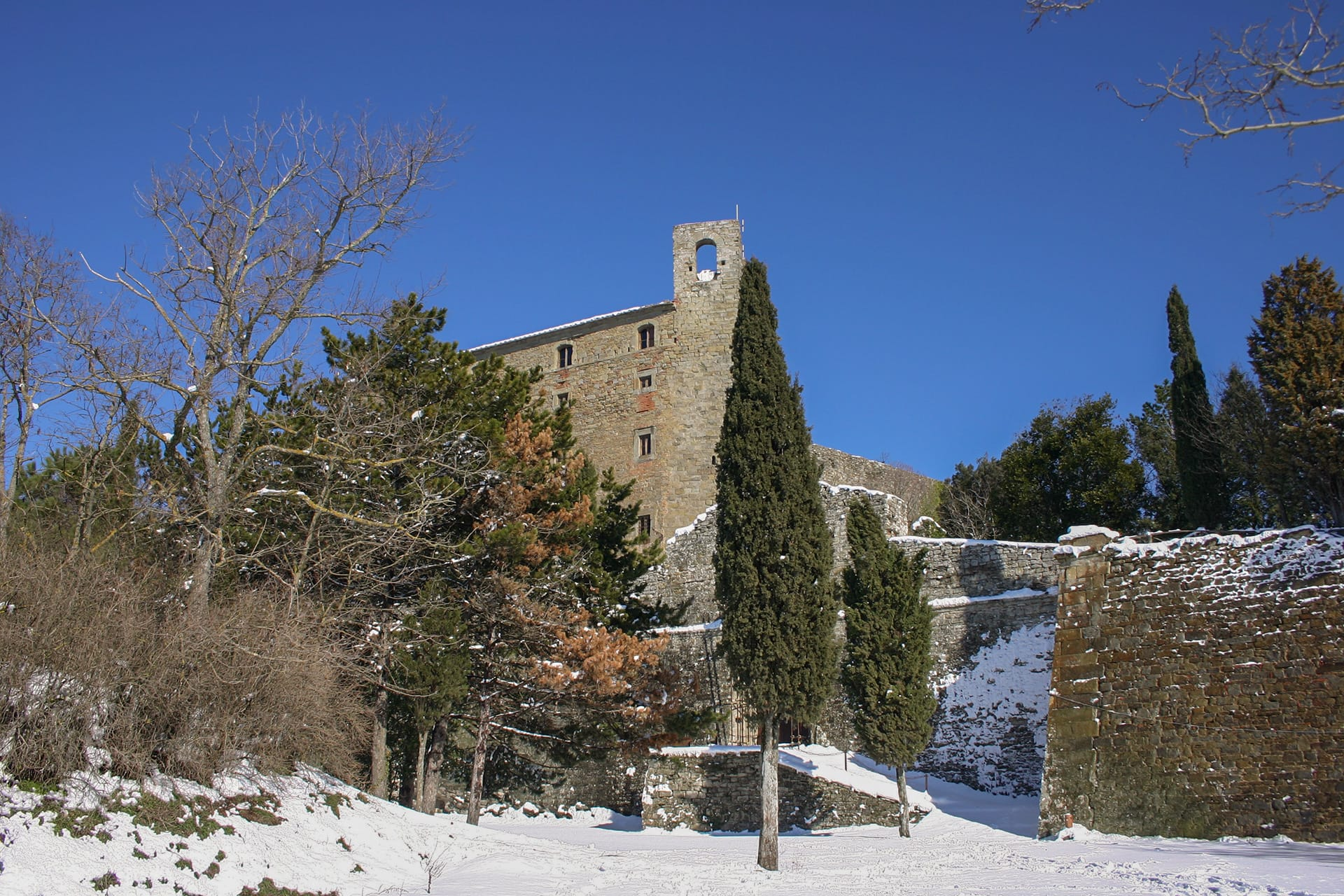 Fortezza del Girifalco, Cortona - Storia della città | Cortonaweb
