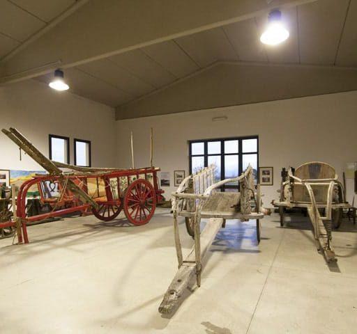 Museo del carro agricolo, Cortona