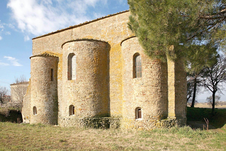 Abbazia di Farneta, Cortona