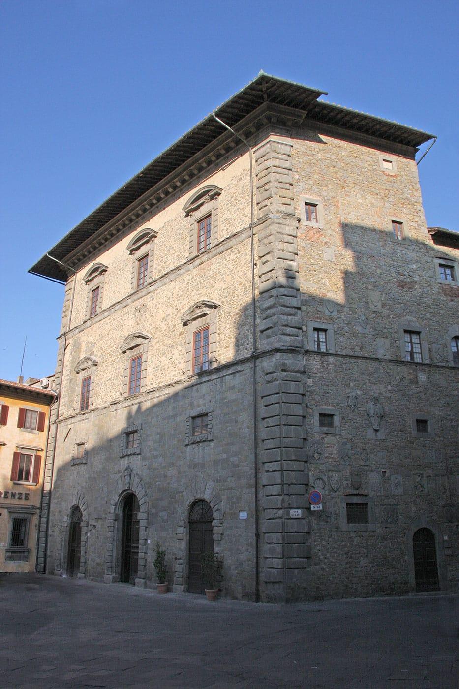 Palazzo Casali - sede del MAEC, Cortona