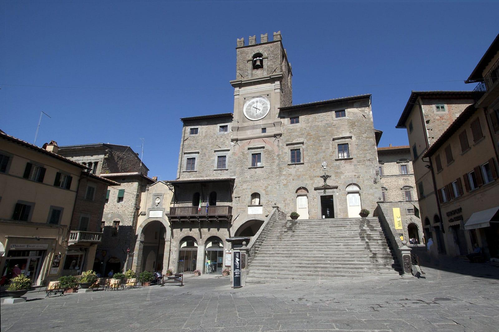 Palazzo comunale, Cortona