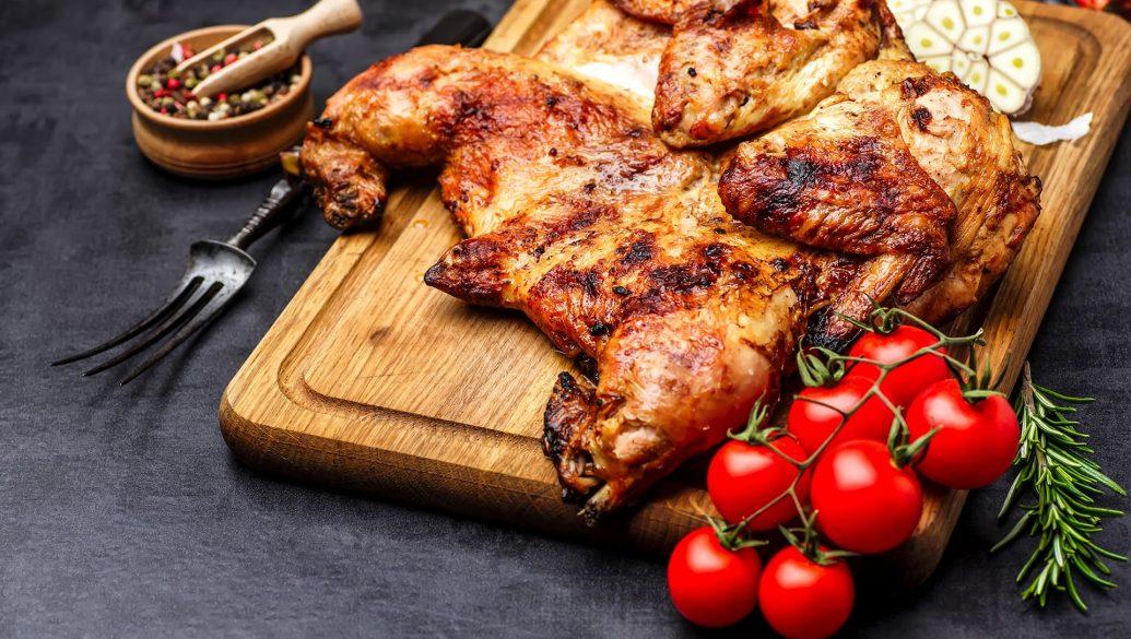 Pollo alla griglia - Ricette tipiche cortonesi | Cortonaweb