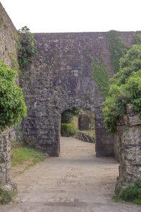 Porta Montanina, particolare