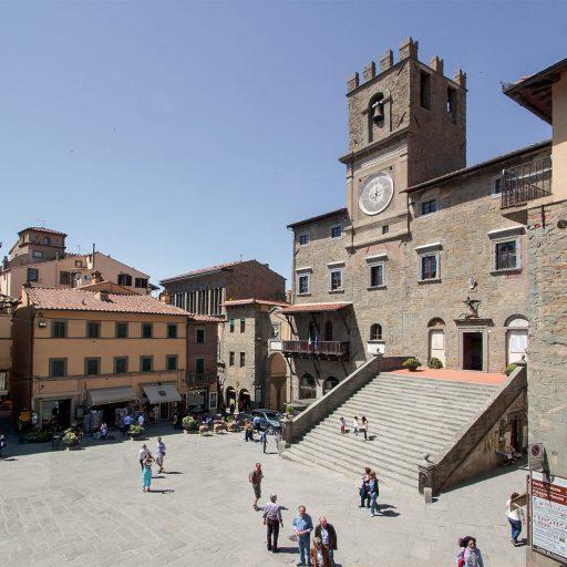 Palazzo comunale di Cortona