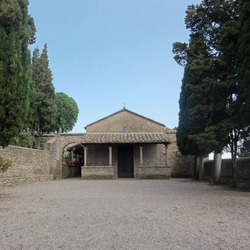 Chiesa di San Niccolò, Cortona