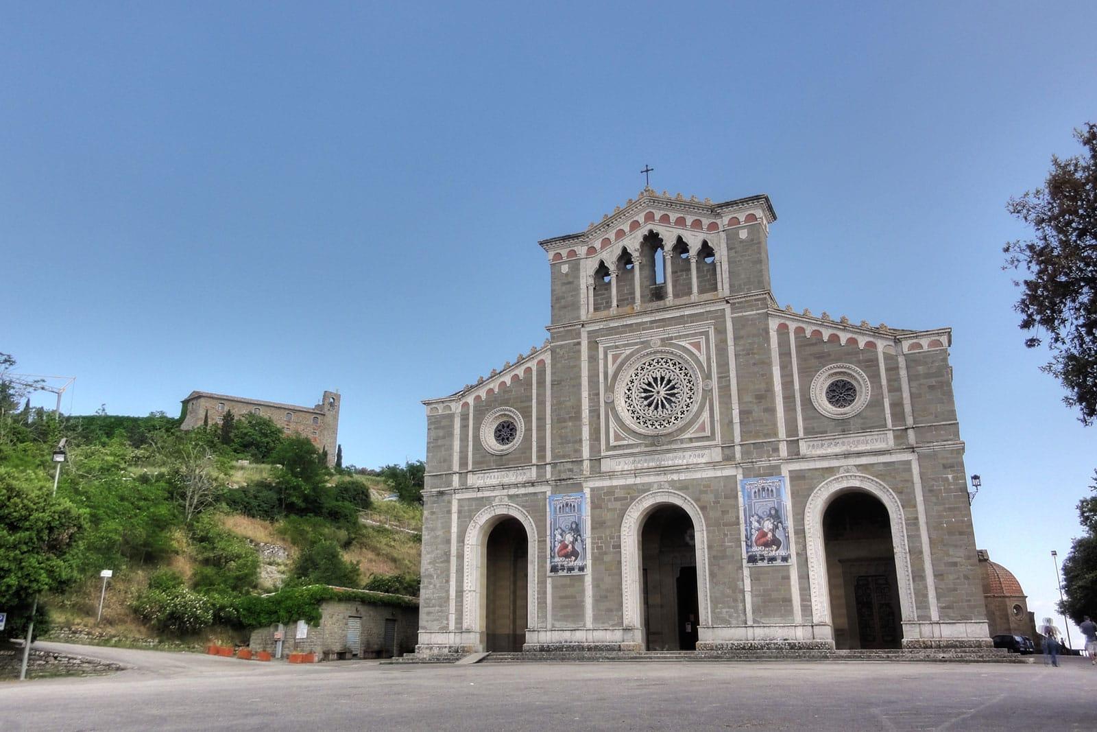Santa Magherita, Cortona