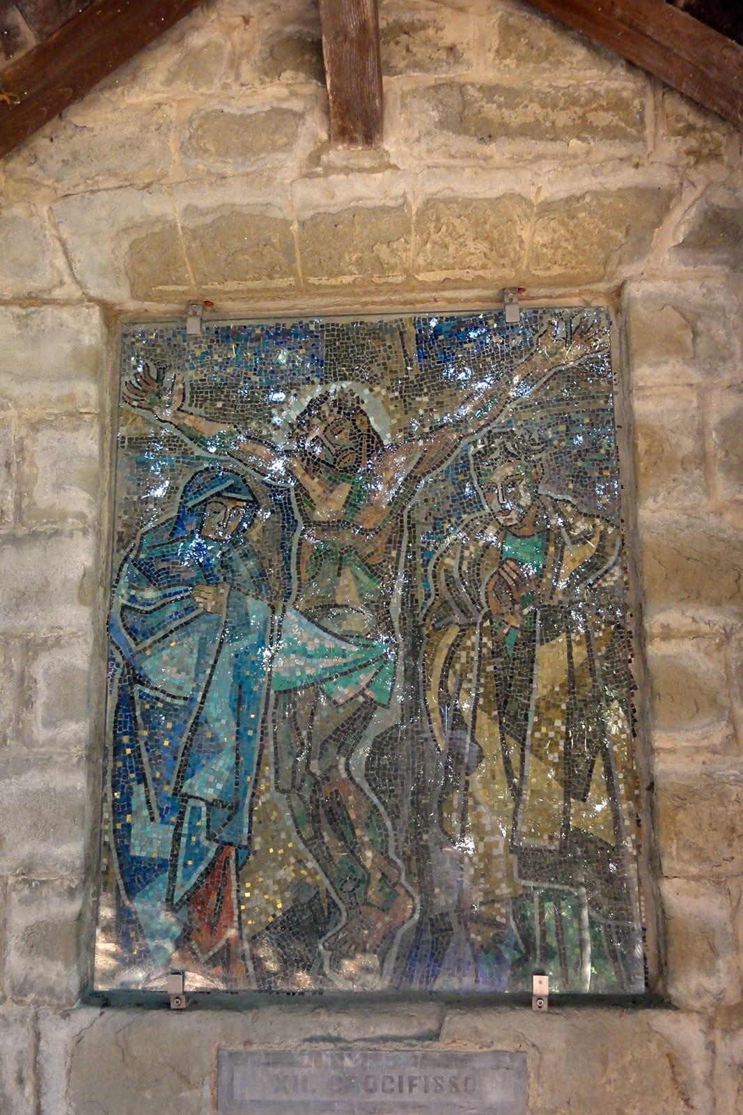 Mosaico Severini, Cortona - Storia della città | Cortonaweb