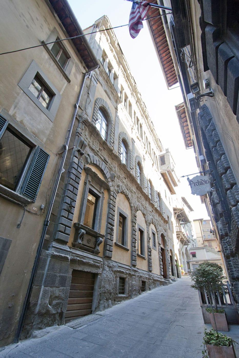 Via Guelfa, Cortona