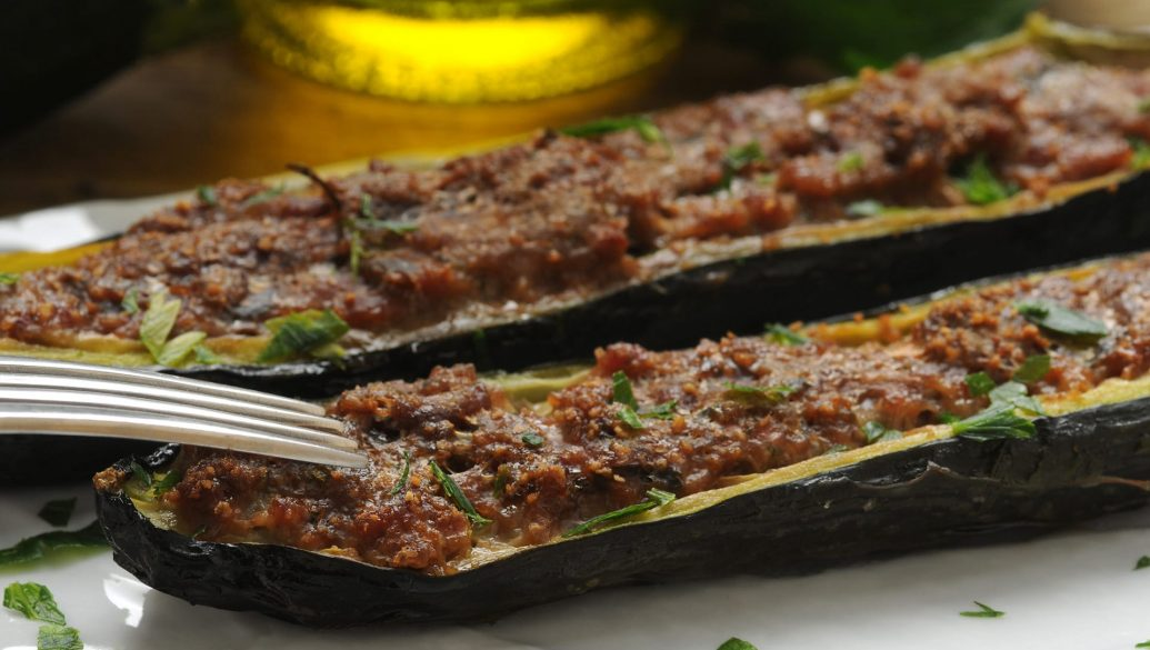 Zucchine ripiene - Ricette tipiche cortonesi   Cortonaweb