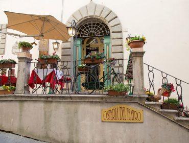 Ristorante Osteria del Teatro - Cortonaweb