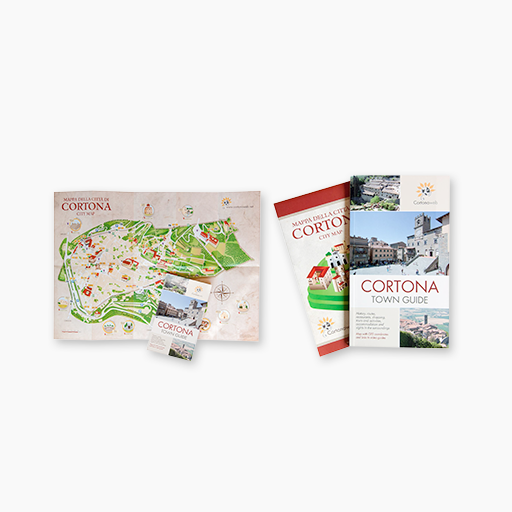 Cortona town guide