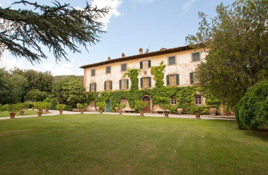 Villa Passerini - Cortonaweb