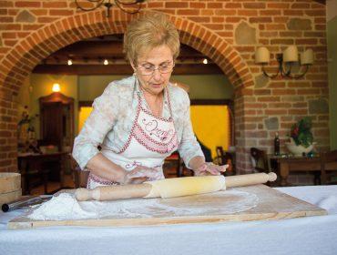 Rosa dei Venti cooking class