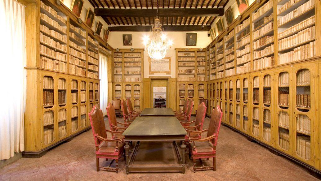 Biblioteca Cortona